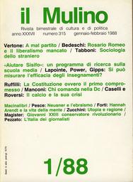 Copertina del fascicolo dell'articolo Giovanni XXIII: la rivoluzione di un papa conservatore
