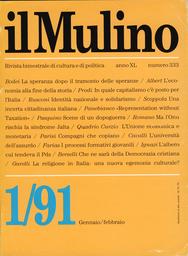 Copertina del fascicolo dell'articolo L'economia dopo la fine della storia