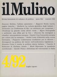 Copertina del fascicolo dell'articolo Come è morta la politica estera italiana