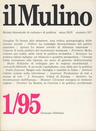 Copertina del fascicolo dell'articolo La politica estera italiana: un bilancio e qualche prospettiva
