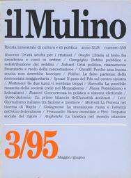 Copertina del fascicolo dell'articolo Giornalismo fra fazione e mestiere