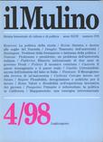cover del fascicolo, Fascicolo arretrato n.4/1998 (luglio-agosto)