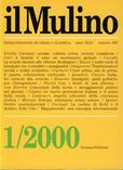 cover del fascicolo, Fascicolo arretrato n.1/2000 (gennaio-febbraio)