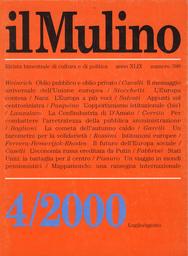 Copertina del fascicolo dell'articolo Il futuro dell'Europa sociale