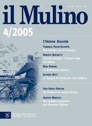 Copertina del fascicolo dell'articolo Responsabilità sociale d'impresa e partecipazione dei lavoratori