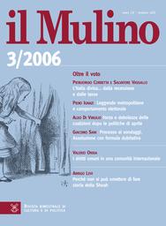 Copertina del fascicolo dell'articolo Primo: restituirci il futuro