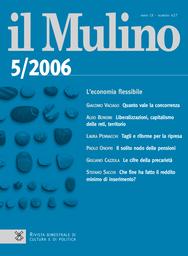 Copertina del fascicolo dell'articolo Le cifre della precarietà