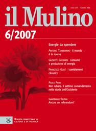 Copertina del fascicolo dell'articolo Lo status del Kosovo e dell'Europa