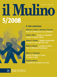 Copertina del fascicolo dell'articolo La società del cinquanta per cento