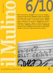 Copertina del fascicolo dell'articolo Intervista a John H. Goldthorpe