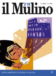 Copertina del fascicolo dell'articolo Intervista a Franco Cazzola