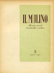 Copertina del fascicolo dell'articolo Di giorno e di notte, di Casimiro Bettelli