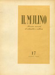 Copertina del fascicolo dell'articolo Il personaggio di Eduardo