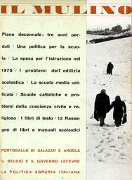 Copertina del fascicolo dell'articolo Una politica per la scuola