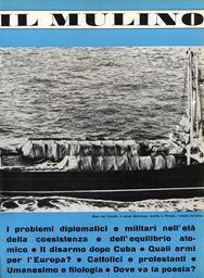 Copertina del fascicolo dell'articolo Il Congresso della Federazione giovanile comunista