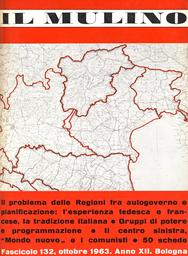 Copertina del fascicolo dell'articolo Per un esame di coscienza degli amici del centro sinistra: programmazione e centri di potere