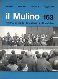 Copertina del fascicolo dell'articolo I problemi del quinto governo laburista