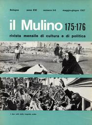 Copertina del fascicolo dell'articolo Rischi per la Democrazia Cristiana