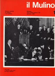 Copertina del fascicolo dell'articolo Sviluppo civile e società industriale