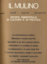 Copertina del fascicolo dell'articolo Dialogo: sincretismo senza armonizzazioni