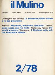 Copertina del fascicolo dell'articolo Dibattito